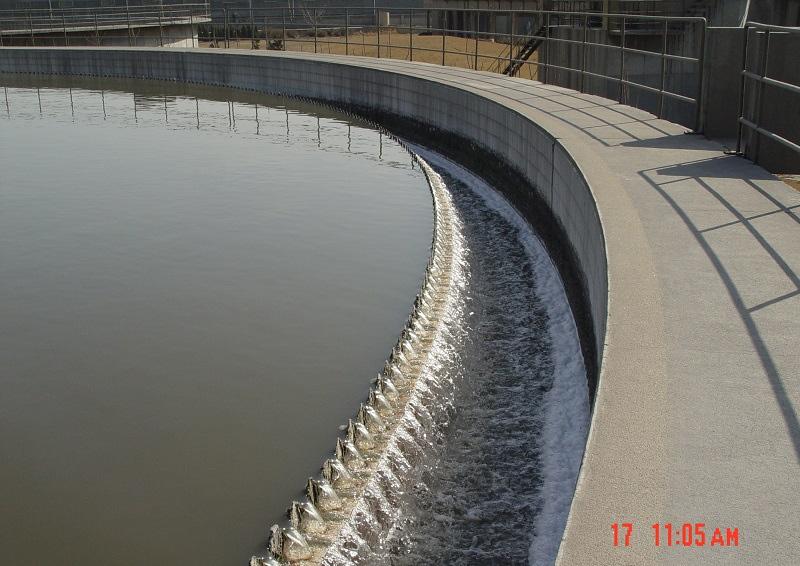 青岛利群集团污水处理工程