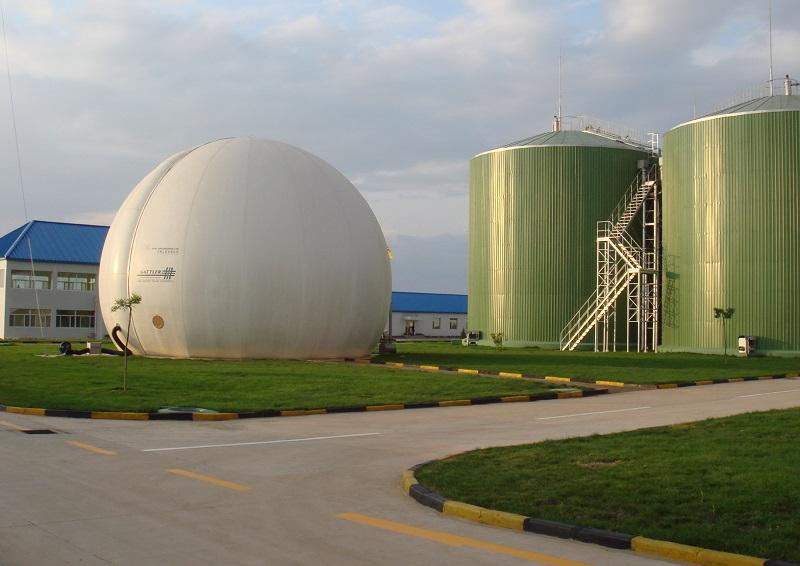 生物厌氧发酵减容技术